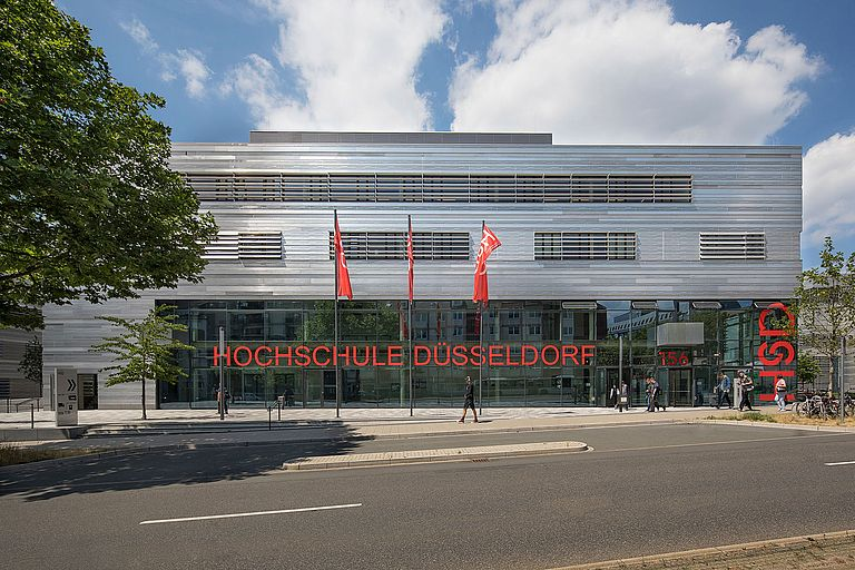 hochschule dsseldorf hsd uni assist ev - Dusseldorf Uni Bewerbung