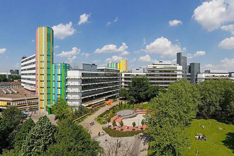 Universität Essen Studiengänge