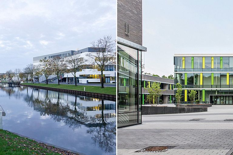 Rhine-Waal University of Applied Sciences (Campus Kamp-Lintfort ...