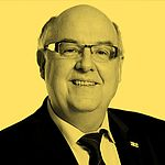 Professor Honorarprofessor Doktor Ralph Stengler ist der Präsident der Hochschule Darmstadt